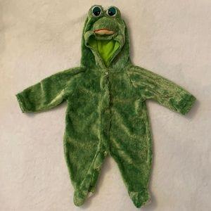 Frog Baby Costume 🐸